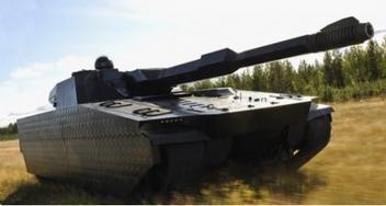 Leviatan tank