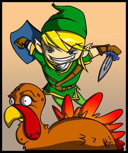 Applegeek s Thanksgiving Link by MicaSilverwind