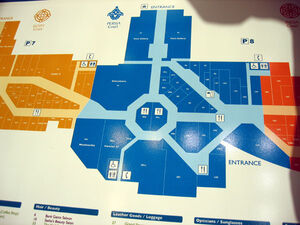 Mall map