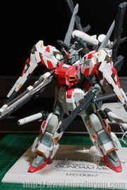 FA-007GIII Full Armor Gundam Mark III