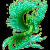 Emerald Chimes Phoenix