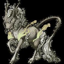 Silver Qilin
