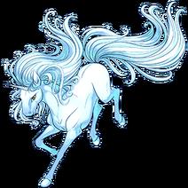 Ice Blue Unicorn Revamp