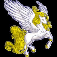 Simple Sunbeam Pegasus