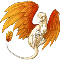 Autumn Glory Dragon