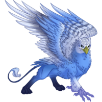 Blue Budgie Gryphon V1