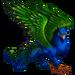 Peacock gryphon 1