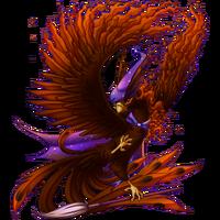 Halloween Phoenix