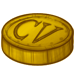 Gold token