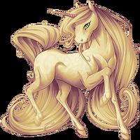 Parchment Unicorn V2