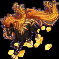 Infernal Lantern Unicorn