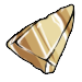 Wood shard