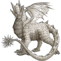 Granite Dragon
