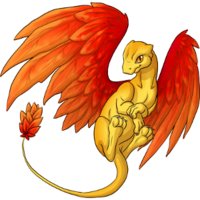 Autumn Dawn Dragon