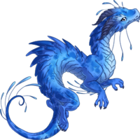 Blue Moon V2 Dragon