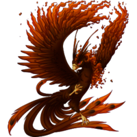 Dark Enchantments Phoenix