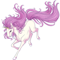 Blush Unicorn