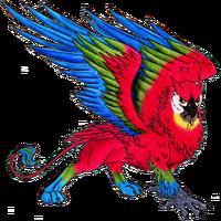 Macaw GryphonPB