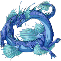 Deep Water Dragon