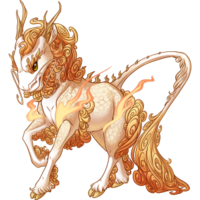 Warm Greetings Qilin
