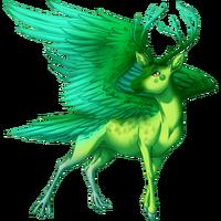 Emerald Chimes Peryton