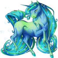 Ocean Treasure V2 Unicorn