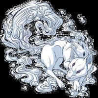 Ghost Kitsune