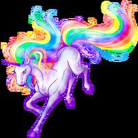 Rainbow Sky UnicornPB
