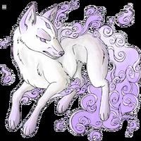 Lilac Kitsune