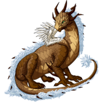 Winter Frost Dragon
