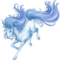 Ice Unicorn