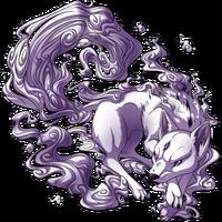 Pale Kitsune
