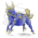 Lapis Lazuli Kirin