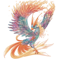 Carina Nebula PhoenixPB