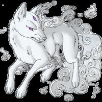 Ghost Kitsune V2