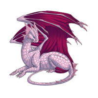 Candy Heart Dragon