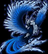 Blue Flames PhoenixPB