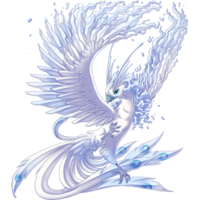 Frigid Sky Phoenix