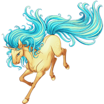 Beach Unicorn Revamp