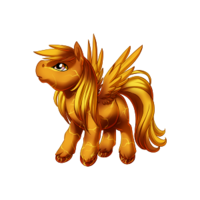 Little Flare Pegasus Baby