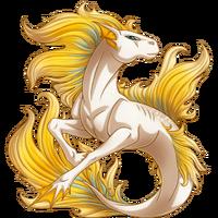 Sunken Gold Hippocampus