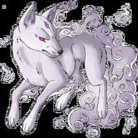 V2 Pale Kitsune