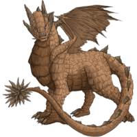 Orche Dragon