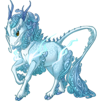 Icy Sheen Qilin