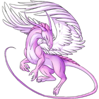 Love Light Dragon