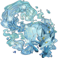 Storm Spirit Kitsune