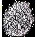 White geode