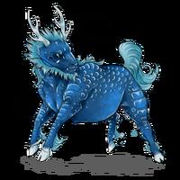 Aquamarine Kirin
