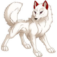 Red Tipped Fenrir