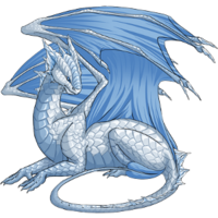 Blue Ice Dragon